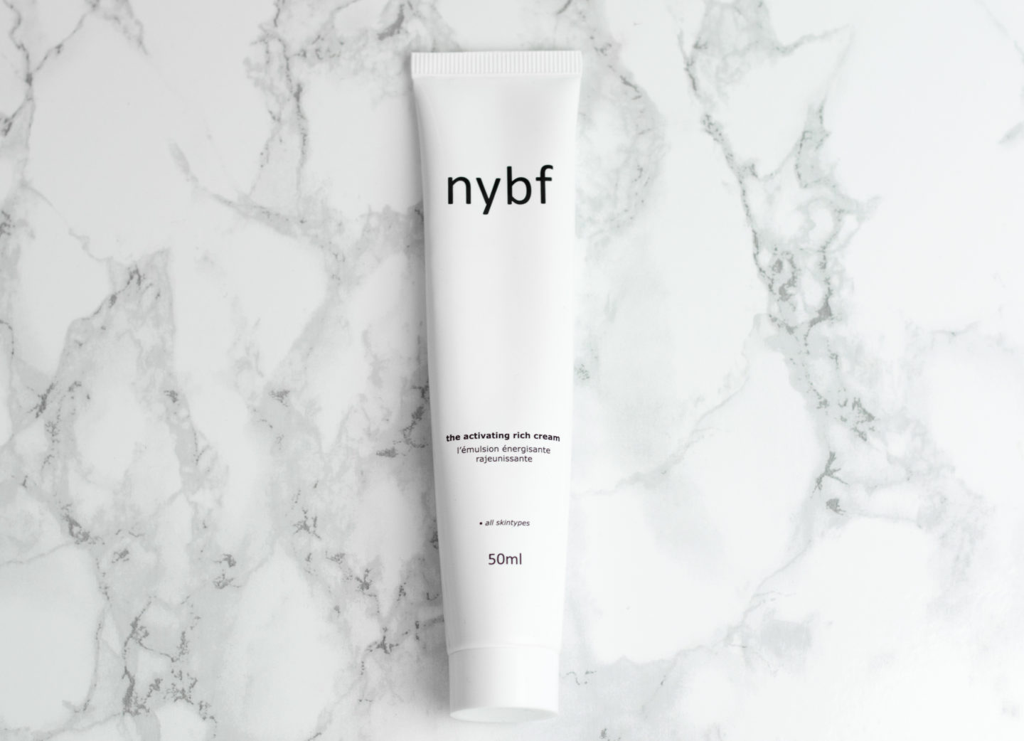 NYBF The activating rich cream